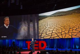 TED 2016: Al Gore Has an Optimistic View on Climate Change
