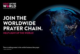 One Planet launches a global prayer chain in response to COVID-19 pandemic